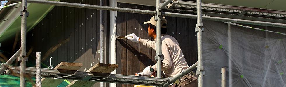 外壁塗装が必用な3つの理由